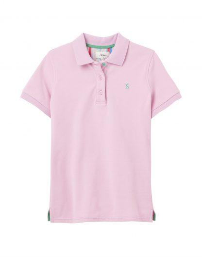 213668_BONBON Joules Pippa Polo Shirt Pink