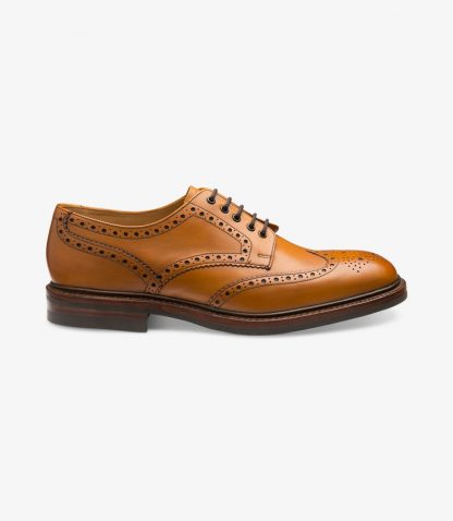 Loake Chester Tan