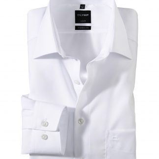 03006400 Olymp Modern Fit Shirt White