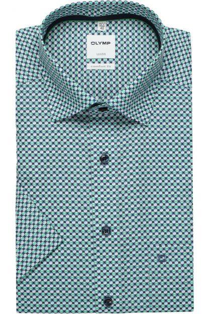 1017-72-45 Olymp Short Sleeve Green