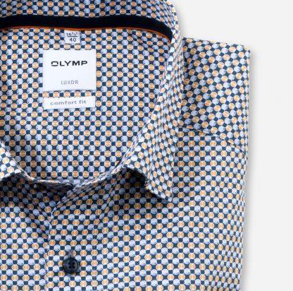 10177491 Olymp Comfort Print Orange