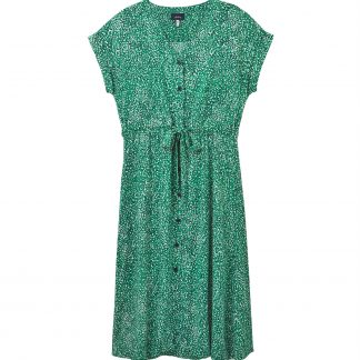 213117_GRNSPECKLE Joules Yasmine Dress