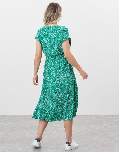 213117_GRNSPECKLE Joules Yasmine Dress