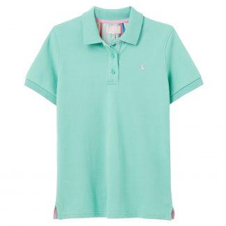 213668_FRSHGRN Joules Pippa Polo Shirt Green