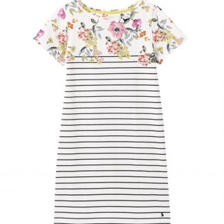 215166_CRMGNSFLR Joules Riviera Dress Cream