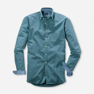 41067440 Olymp Casual Shirt Green