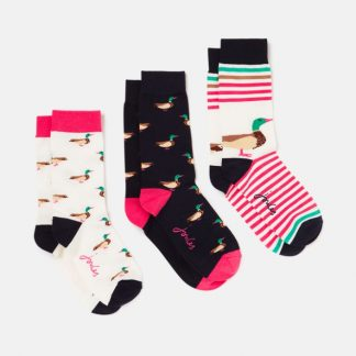 Joules Bamboo Duck Socks