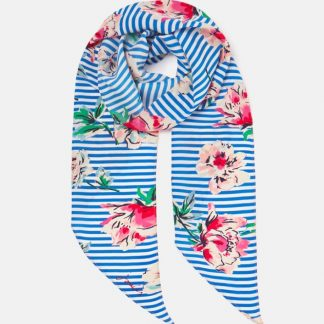 Joules Slim Neckerchief Blue