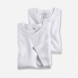 07001200 Olymp Round Neck T-Shirt White