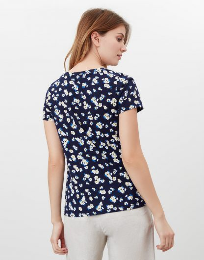 213763_NAVYDITSY Joules T-Shirt Navy
