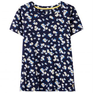 213763_NAVYDITSY Joules T-Shirt Navy