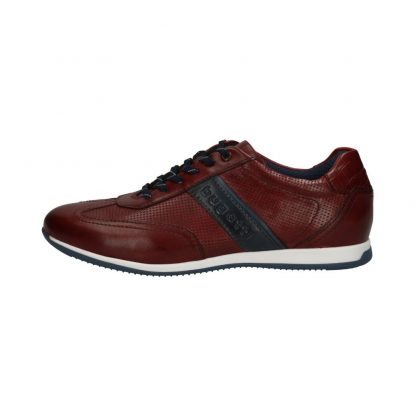 311-45011-4100-3000 Bugatti Casual Shoe Red