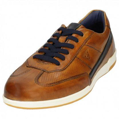 311-a3001-4100-6300 Bugatti Soft Shoe Cognac