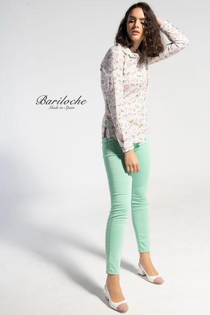 Bariloche Floral Blouse