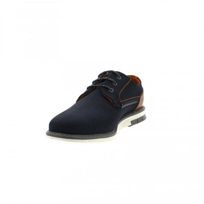sandman-311-91602-6912-4163 Bugatti Soft Shoes Dark Blue
