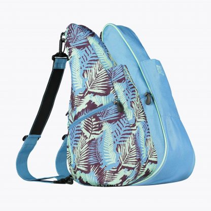 6133 Rain Forest Reversible Healthy Back Bag