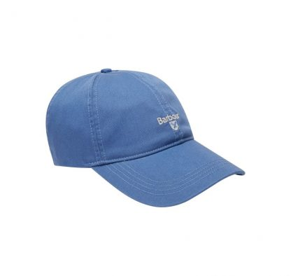 MHA0274BL71 Barbour Cascade Baseball Cap Blue