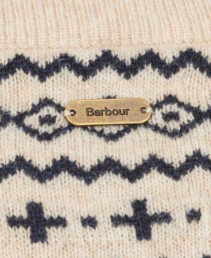 LKN1154ST51 Barbour Grasmoor Knit