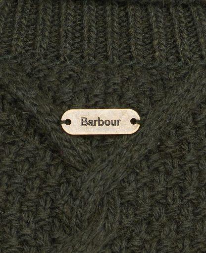 LKN1170SG51 Barbour Burne Roll Neck Sage