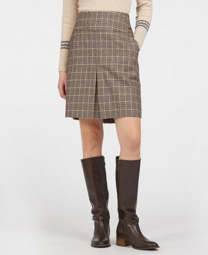 LSK0054MI11 Barbour Grassmoor Skirt