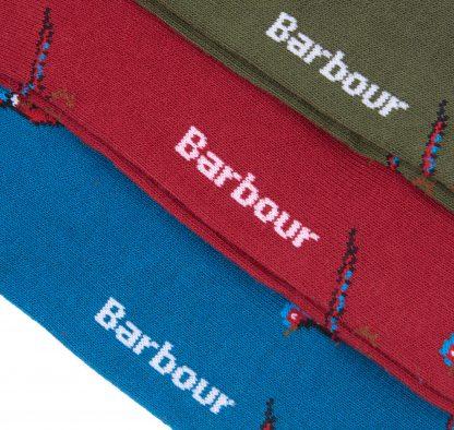 MGS0033MI51 Barbour Pheasant Gift Set