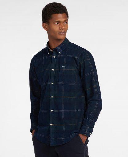 MSH4986TN55 Barbour Blair Tailored Shirt