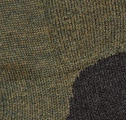 MSO0074OL51 Barbour Cragg Boot Socks Olive