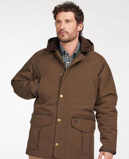 MWB0906OL72 Barbour Hunwick Coat
