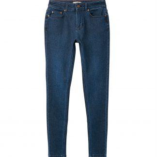 216348_INDIGO Joules Monroe High Rise Jeans Indigo