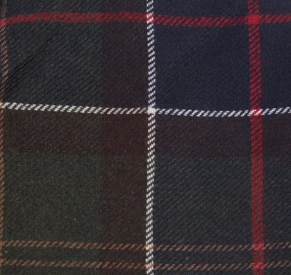 DCO0010TN11 Barbour Wool Touch Dog Coat Classic Tartan