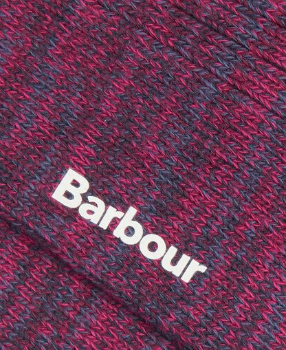 LSO0115NY11 Barbour Colour Twist Socks