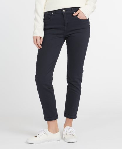 LTR0158NY71 Barbour Essential Slim Trouser Nav