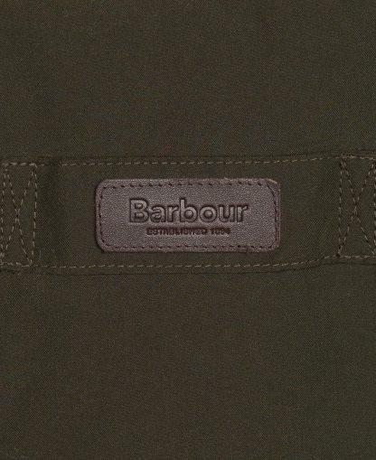 MGI0098OL91 Barbour Winterdale Gilet Dark Olive
