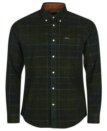 MSH4986TN11Barbour Blair Tailored Shirt Classic Tartan