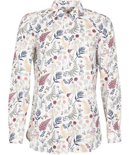 LSH1347WH72 Barbour Ingham Shirt
