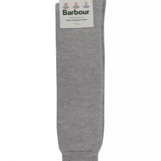LSO008484GY11 Barbour Wellington Knee Socks