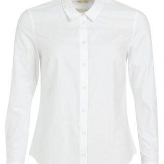 LSH1355WH12 Barbour Derwent Shirt White/Hessian