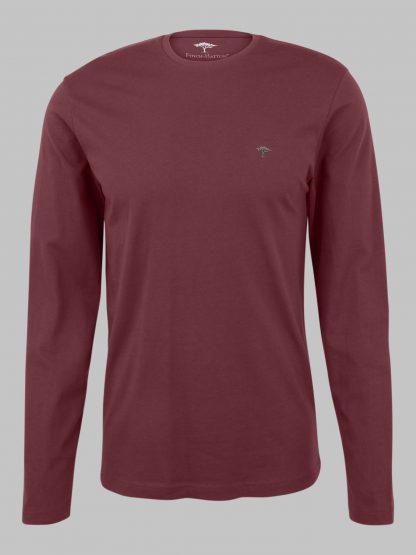 12211510-354 Fynch-Hatton Long Sleeve T-Shirt Merlot