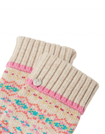 215315_FAIRISL Joules Christina Gloves Pink