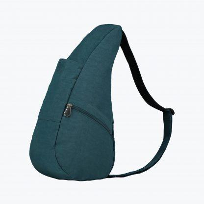6303 Textured Nylon Healthy Back Bag Lagoon