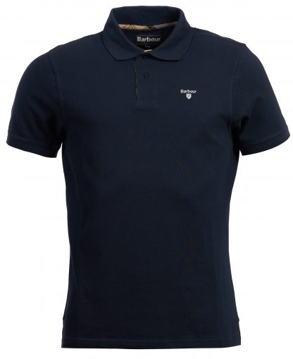 MML0012NY31 Barbour Pique Polo New Navy
