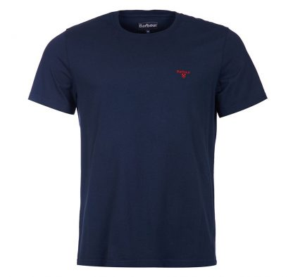 MTS0331NY91 Barbour Sports T-Shirt Navy