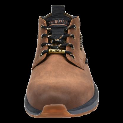 321-A5K30-5000-6300 Bugatti Waterproof Shoes Cognac