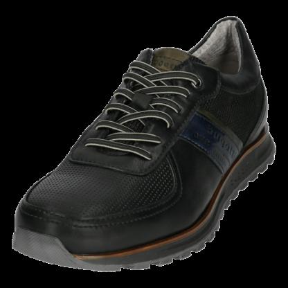 331-A0202-1100-1000 Bugatti Smart Trainers Black