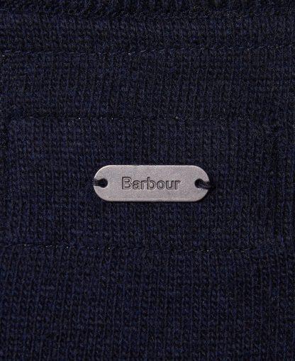LKN1076NY74 Barbour Pendle Cardigan Navy