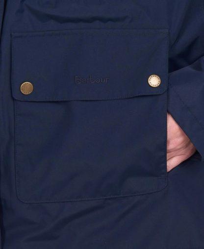 LWB0647NY52 Barbour Oak Jacket Navy